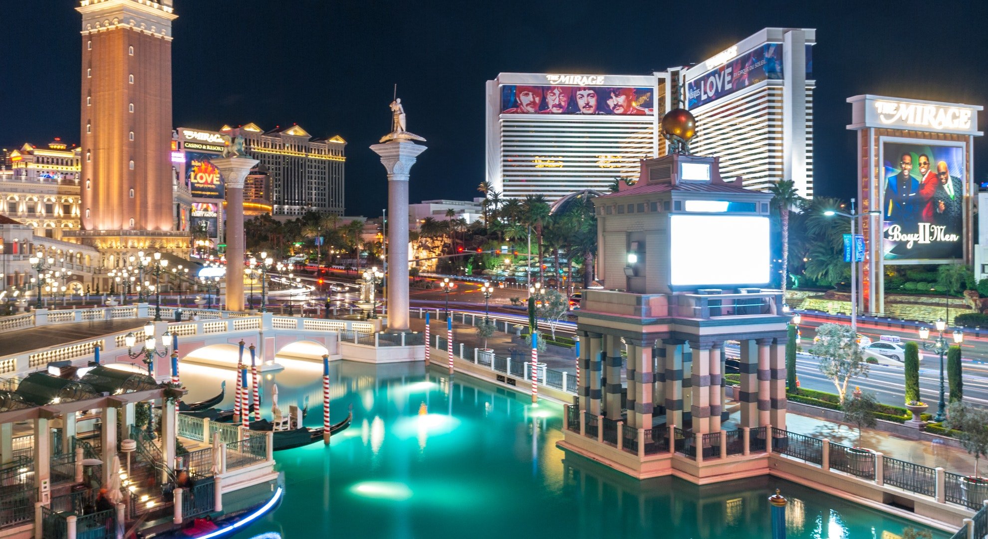 The 2 Best Casino Hotels in Las Vegas